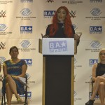 """""""It is important to treat each other with respect,"""" said WWE Diva Eva Marie."""