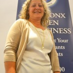 """""""I am constantly reinventing myself,"""" said business owner Geri Sciortino."""