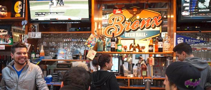 beer week bronx hall