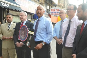Elected officials discussed a new study on the Kingsbridge neighborhood.