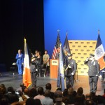 The ceremony recognized a total of 256 drivers.
