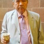 """I feel grateful for the honor,"" said East Harlem driver Herless Sun."