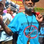"""Las personas sin hogar son neoyorquinos también"""", dijo Jean Rice."""