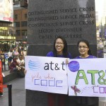 The AT&T coders. Photo: Facebook