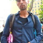 """""""Lo mismo está sucediendo en todas las ciudades de Estados Unidos"""", dijo el cineasta Andrew Padilla."""