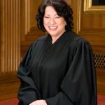 The Hon. Sonia Sotomayor.