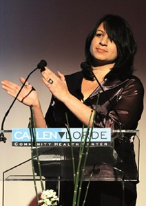 Wendy Stark is the Executive Director of Callen-Lorde.