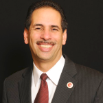 Councilmember Fernando Cabrera has not announced his decisión.
