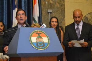 """Victims of domestic violence [often] lack financial independence,"" said Sen. Jeff Klein."