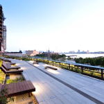 The Highline has proven a popular destination.