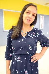 Iverka Valerio es la Coordinadora de Padres de la Academia Creston.