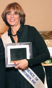 Audrey López es la capitana del Departamento de Policía del Hospital North Central Bronx.