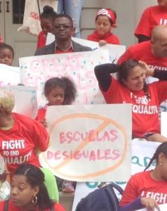 Public district schools were criticized. Photo: G. McQueen