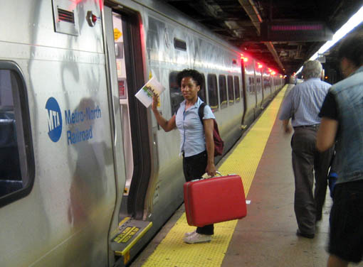There will be a Metro-North expansion in the East Bronx.