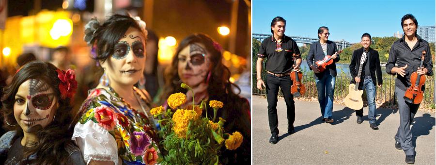 Celebrate Día de Los Muertos with a special musical performance.