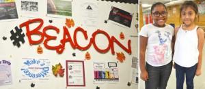 Beaming bright with Beacon </br>Rayo brillante en Beacon