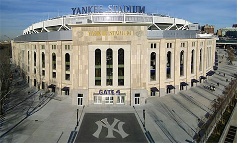 Seasonal positions are available now for interested applicants at Yankee Stadium. Photo Credit: sodahead.com