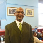 """""""[It] would provide a greater opportunity for our kids to learn,"""" said Principal Cleveland Person."""
