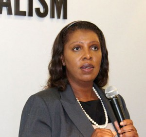 "The landlord was ranked number one on Public Advocate Letitia James' ""Worst Landlord List."""