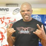 """""""Because I loved comic books, I was always reading,"""" said artist Darryl McDaniels."""
