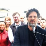 """It's exciting to see the scope of this campaign,"" said actor and activist Mark Ruffalo."