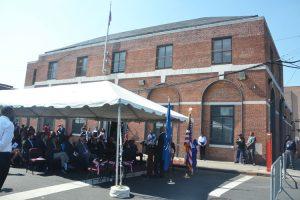 La Oficina de Correos de Morrisania, en la calle 167.