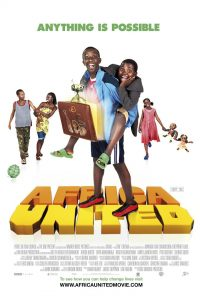 Free screening of Africa United.