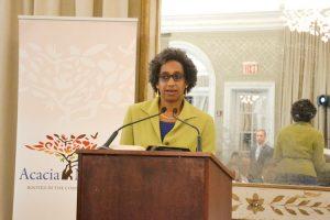 """The city can't do this alone,"" said Deputy Mayor Herminia Palacio."