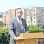"""""""This is an added amenity,"""" said Bronx Borough President Rubén Díaz, Jr."""