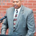 """It takes a village,"" said Samuel D. Roberts, OTDA State Commissioner."