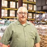 """""""All of our produce is the same quality you'd find in a supermarket,"""" said Vice President Dan Cinquemani."""