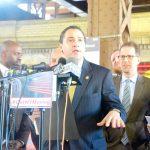 Assemblymember Robert Rodríguez introduced the Move NY Fair Plan legislation.