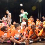 Students Joshua R. and Abiel B. dream big.