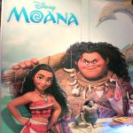 The film Moana.
