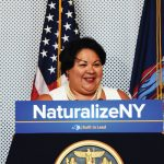 """It's the right thing to do,"" said New York State Secretary of State Rossana Rosado."