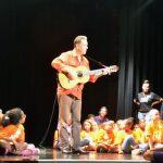 Playwright and storyteller David González.