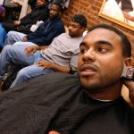 Twelve barbers from across the city will cut hair for 48 hours.