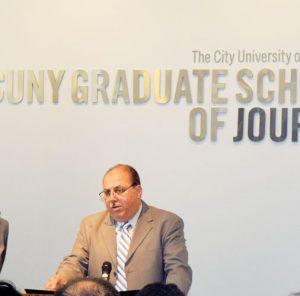 Jehangir Khattak, el co-director de CCEM.