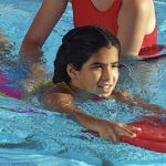 Formal swim lessons can reduce the likelihood of childhood drowning.