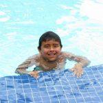 Each swim program is 40 to 45 minutes.