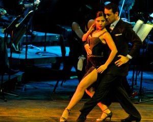 Aprenda tango.