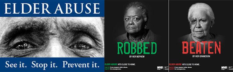 Help stop elder abuse.