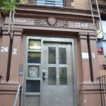 The building is a NYCHA residence.