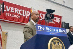 Borough President Rubén Díaz, Jr.