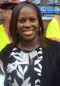 City Councilmember Vanessa Gibson.