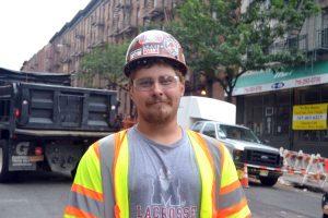 """Instinct kicked in,"" said Con Edison worker Shaw Graves."
