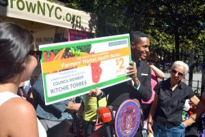 """The people of the Bronx deserve a better option,"" said Councilmember Ritchie Torres."