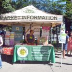 The Poe Park market has existed for more than 30 years.
