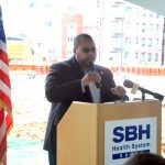 """""""This type of housing helps alleviate [concerns],"""" said Assemblymember Victor Pichardo."""