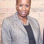 NYCHA Chair and Chief Executive Officer Shola Olatoye.